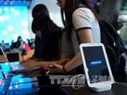 越南产手机深受阿联酋消费者青睐
