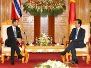 越南与挪威加强多方面合作关系