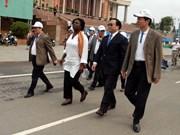 黄忠海副总理呼吁有效管理、开采和节约用水