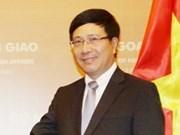 越南政府副总理:张晋创主席访日圆满成功
