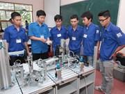 英国协助越南提升职业培训能力