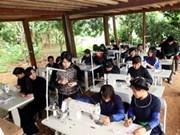 越南与柬埔寨两国分享有关劳务和社会领域的经验