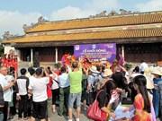 越南顺化遗产旅游黄金周正式启动