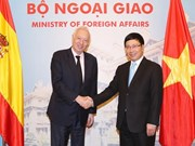 西班牙外交与合作大臣:支持越南加强与欧盟合作关系