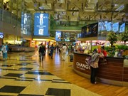 """新加坡樟宜国际机场连续两年获得""""全球最佳机场""""称号"""