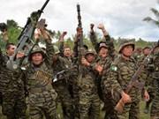 菲律宾政府与摩洛伊斯兰解放阵线签署和平协议