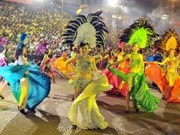 3600名演员和模特将参加2014年下龙狂欢节