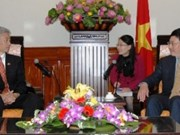 范平明副总理会见泰国和巴基斯坦两国驻越大使
