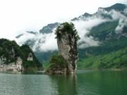 越南宣光省计划建设那杭国家地质公园