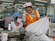 2014年3月份越南工业生产指数继续增长