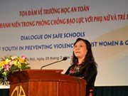 联合国副秘书长:共同携手防止对妇女和女童暴力行为