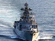 东盟多边海军演习活动:增强东盟海军力量的协调作战能力
