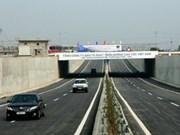 河内内排——老街高速公路正式通车