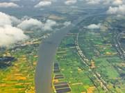 湄公河流域各国加强合作 维护水资源、能源和粮食安全
