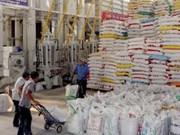 2014年一季度大米出口量超过120万吨