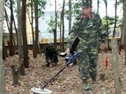 越南承天顺化省:主动克服战后遗留炸弹地雷后果