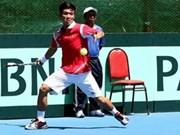 2014年戴维斯杯网球赛亚大区II组附加赛:越南队输给斯里兰卡队落到三组