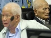 柬埔寨两位前红色高棉两位领导人遭新指控