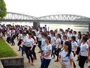 越南2014年顺化文化节日具吸引力