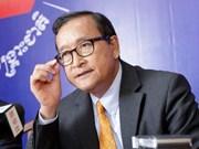 柬埔寨皇家政府考虑起诉救国党主席