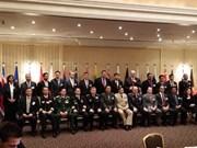 越南参加东盟—欧盟国防官员对话会议