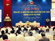 阮晋勇总理:集中精力编制机械行业发展战略