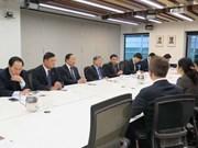 越南与澳大利亚加强司法合作