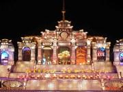 2014越南顺化文化节:接待大量法国游客