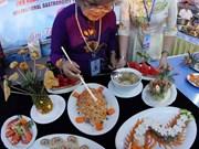 2014顺化文化节:顺化国际美食节拉开序幕