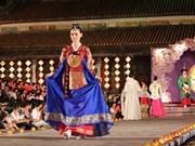 2014顺化文化节:最具魅力的《皇宫之夜》