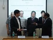 越南与印度加强研究领域合作