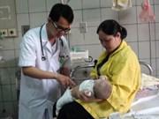 越南加强麻疹疫情防控工作