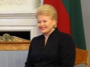 立陶宛希望深化与越南关系