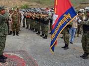 柬埔寨与美国即将进行联合军事演习