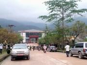 越南广宁省边境口岸暴力事件:北丰生口岸安全秩序已恢复正常