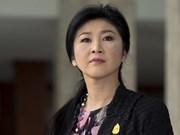 泰宪法法庭允许英拉5月初前就被控滥用职权抗辩