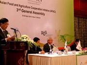 亚洲粮食与农业合作创意会议在河内开幕