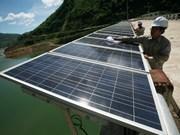 日本向越南胡志明市学校赠送太阳能发电系统