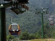 老街省:公布沙巴Fansipan 缆车旅游服务群体规划