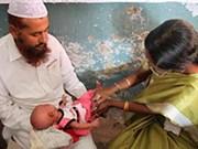 印度政府担忧麻疹病疫反常爆发