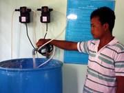 越南河内市积极展开各项清洁水供应工程