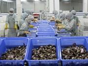 越南是澳大利亚熟虾制品第一大出口国