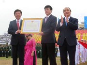 越南政府副总理出席广平省建省410周年纪念仪式