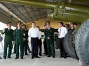 越南国家主席:第7军区干部战士英勇备战精神值得继承和发扬光大