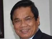 越南薄寮省人民委员会主席因病重逝世