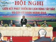 阮春福副总理主持召开西北地区旅游发展会议