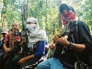 菲律宾反政府叛军释放39名人质