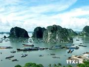 五一假期广宁省接待游客量达逾50万人次