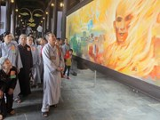 2014年联合国卫塞节:佛教积极参与落实千年发展目标