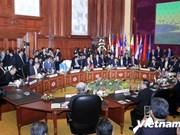 东盟团结前进,建设和平繁荣共同体